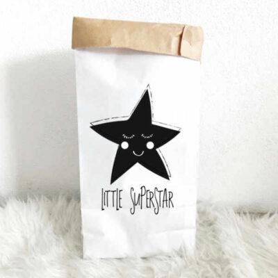 paperbag superstar