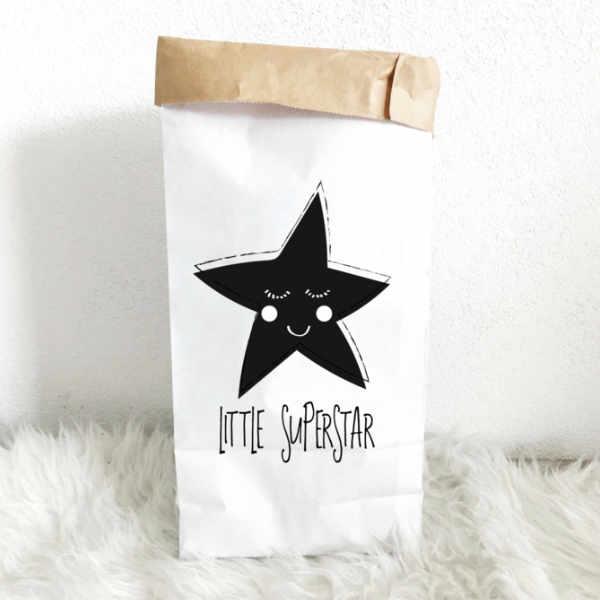 winkeltje van anne paperbag superstar