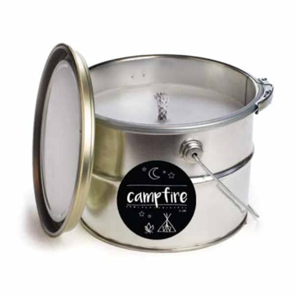 buitenkaars blik campfire cool grey