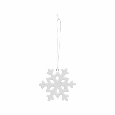 House Doctor kerstster Snowflake