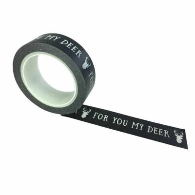 zoedt masking tape for you my deer