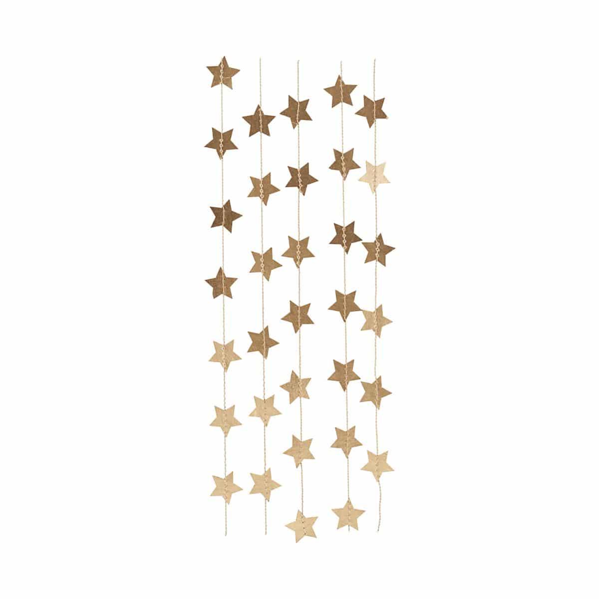 House Doctor slinger Stars goud 250