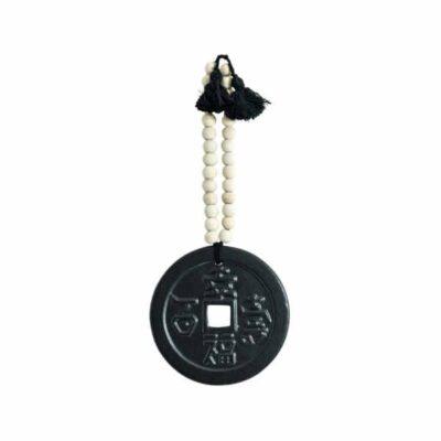 Madumadu lucky coin zwart