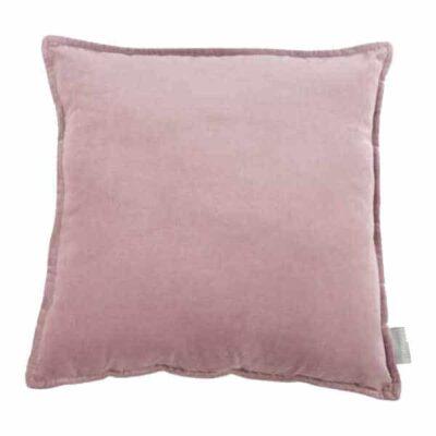 Goround Kussen Fluweel oud roze