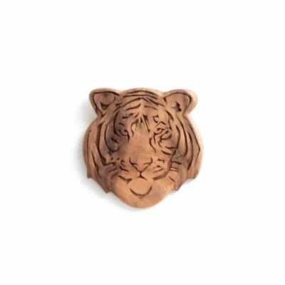 madumadu tiger head small