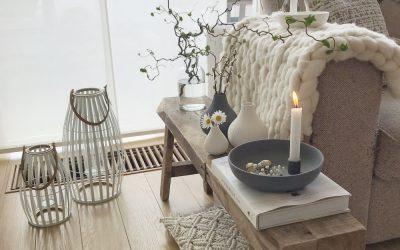 Maak je huis gezellig met Pasen