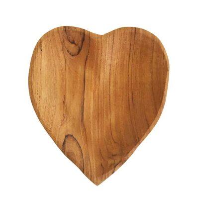 MaduMadu houten schaaltje Hart
