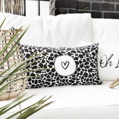 Winkeltje van Anne Buitenkussen Leopard Limited Edition