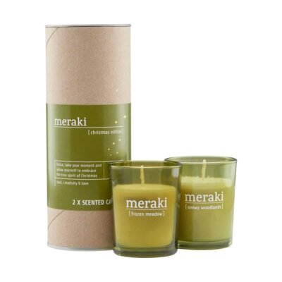 Meraki Geurkaars set Christmas Limited Edition