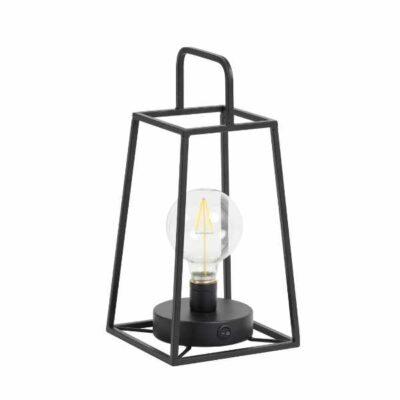 LED Tafellamp Fauve zwart