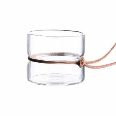 ERNST Waxinelicht Glas 6