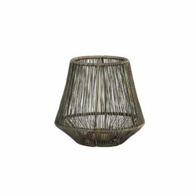 windlicht Vitu antiek brons