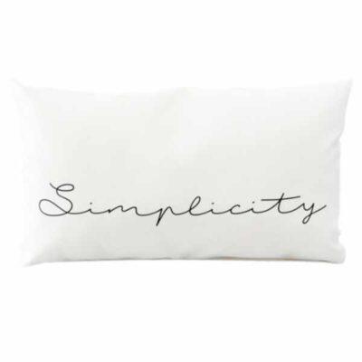 KMCT Buitenkussen Simplicity 60