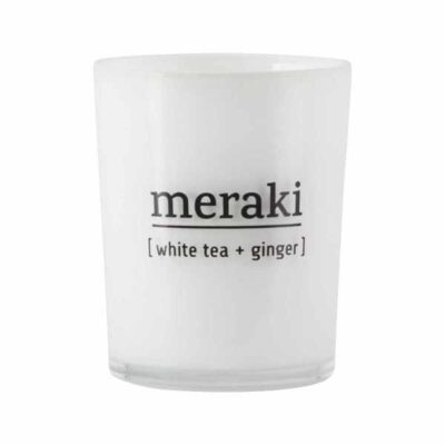 Meraki Geurkaars White Tea + Ginger 5