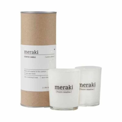 Meraki Geurkaars set Winter Edition