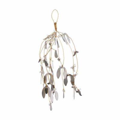 House Doctor ornament Mistletoe antiek metaal