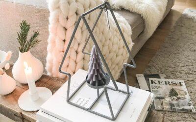 Maak jouw huis gezellig deze kerst met sfeervolle accessoires
