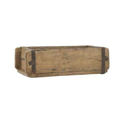 IB Laursen steenmal houten opberger
