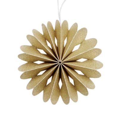 Delight Department ornament goud