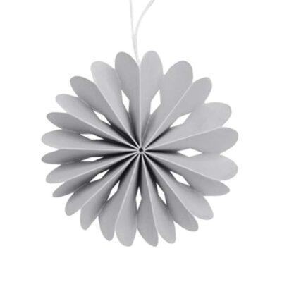 Delight Department ornament lichtgrijs