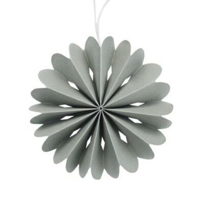 Delight Department ornament olive green